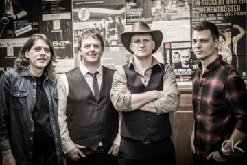 BurgSommerHall: THE WESTERN COUNTRY BAND