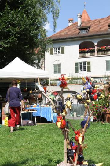 Töpfermarkt Hall in Tirol