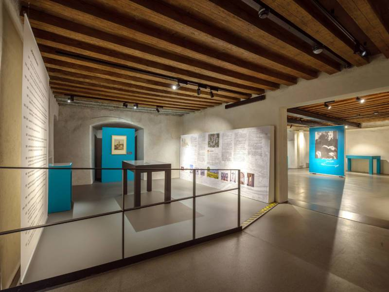 Ausstellungsraum im Stadtmuseum