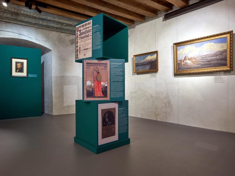 Vielseitig einsetzbare Ausstellungsräume